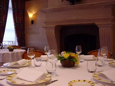 Restaurant Les Berceaux 1