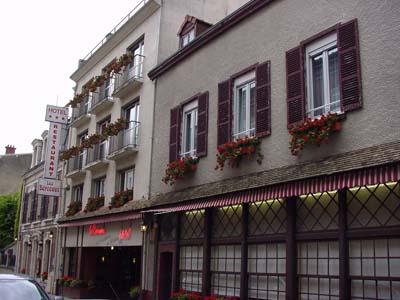 Hôtel Les Berceaux 9