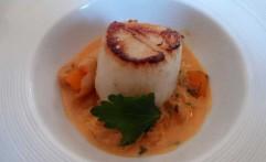 Plat restaurant Les Berceaux 9