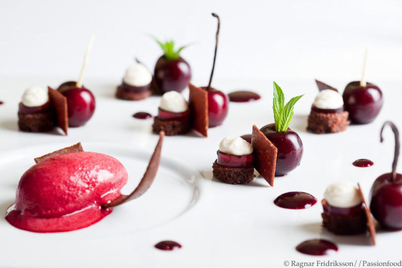 Plat restaurant Les Berceaux 14