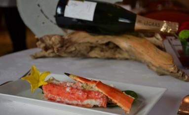 Plat restaurant Les Berceaux