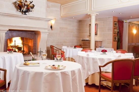 Gastronomie+Champagne= LES BERCEAUX